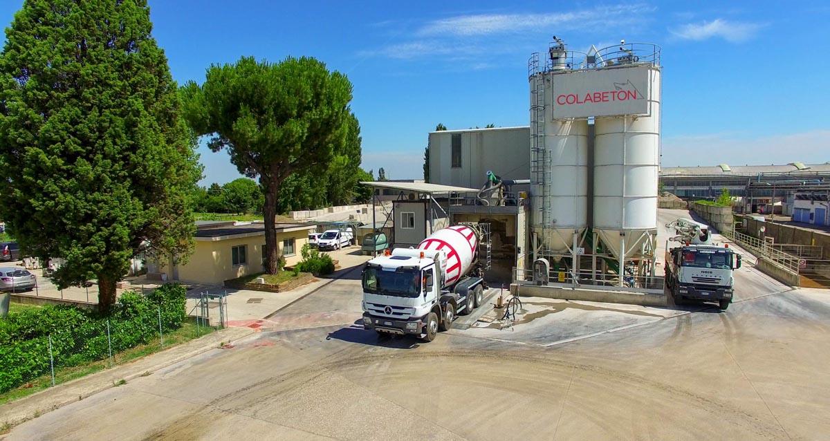 Draft agreement between ' Holcim Aggregati Calcestruzzi Srl